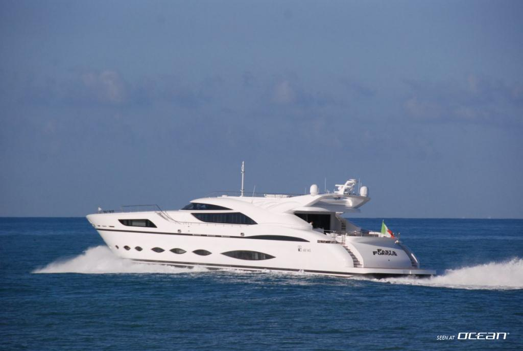 Video Of Thrilling Motor Yacht Fast Furios For Sale
