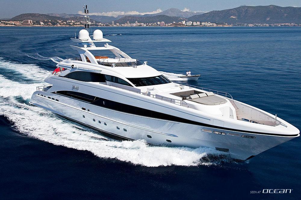 Charter Jems Luxury Motor Yacht
