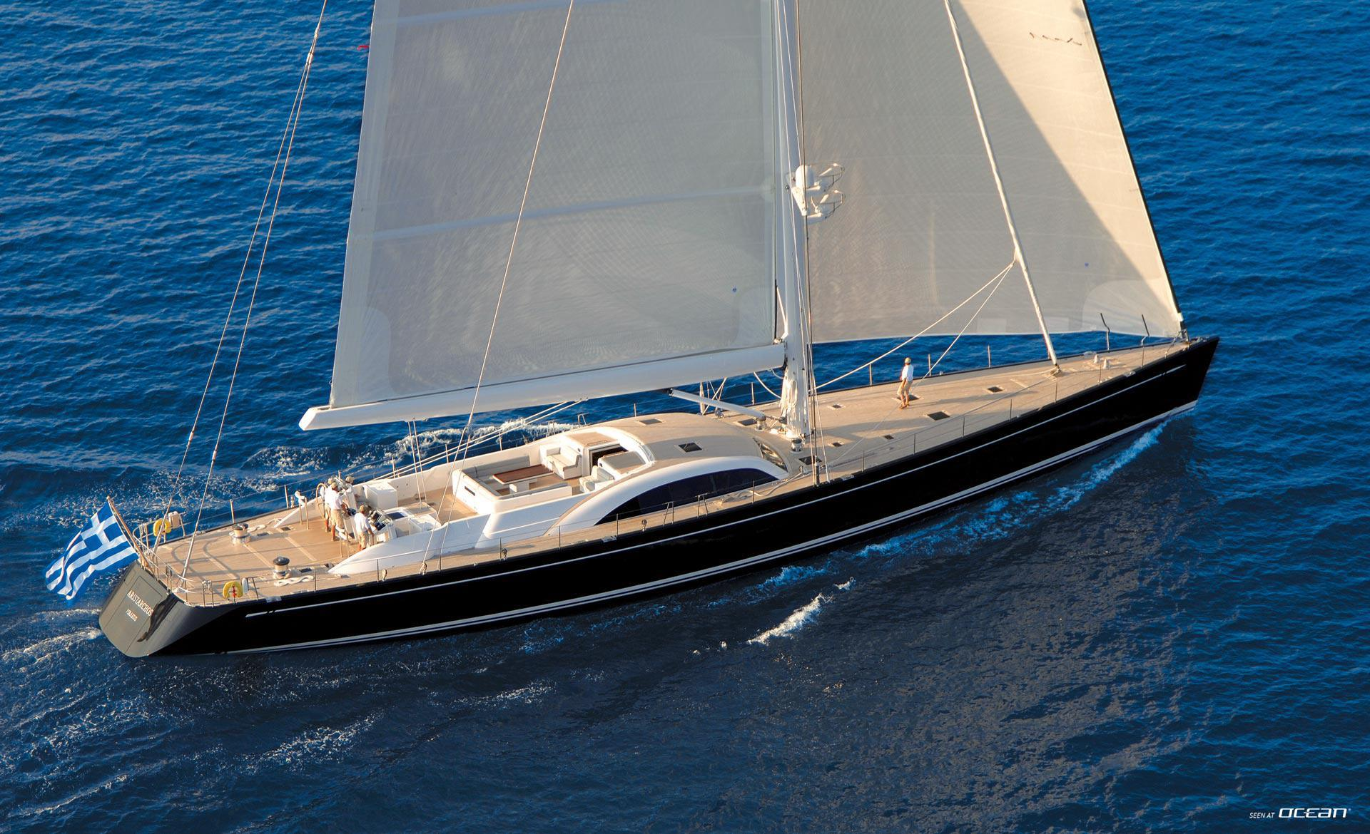 Yacht Charter – Motor yacht or sailboat for perfect ...