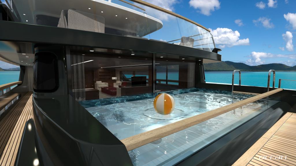 New Sanlorenzo 460exp Explorer Motor Yacht Launched