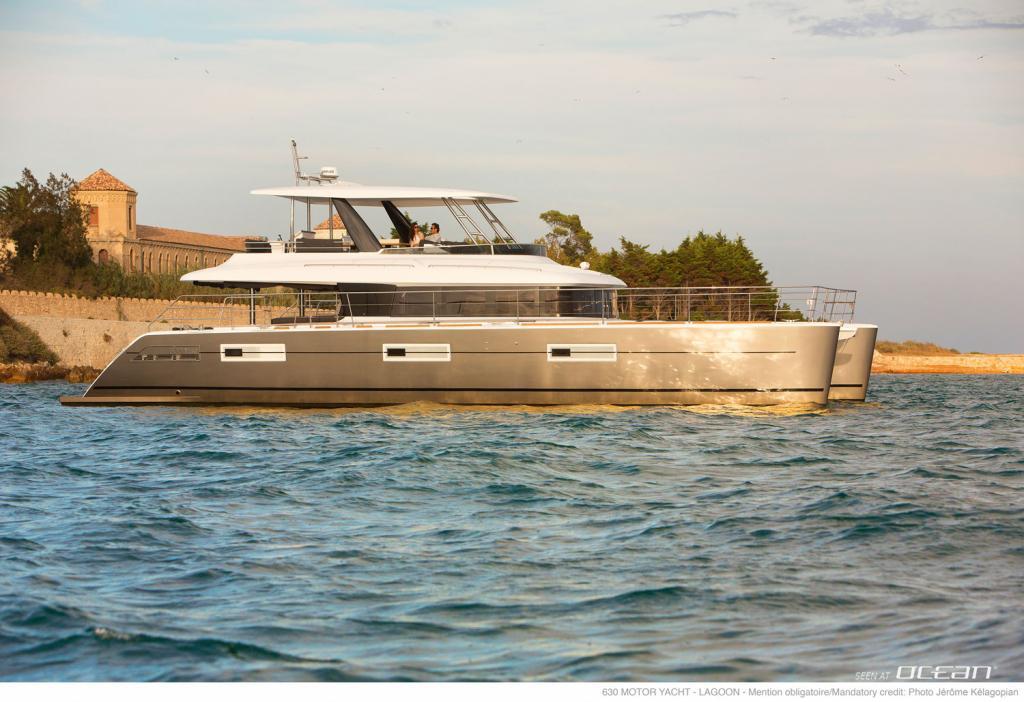 Charter lagoon 630 my in croatia new luxury motor yacht for Motor yacht charter croatia