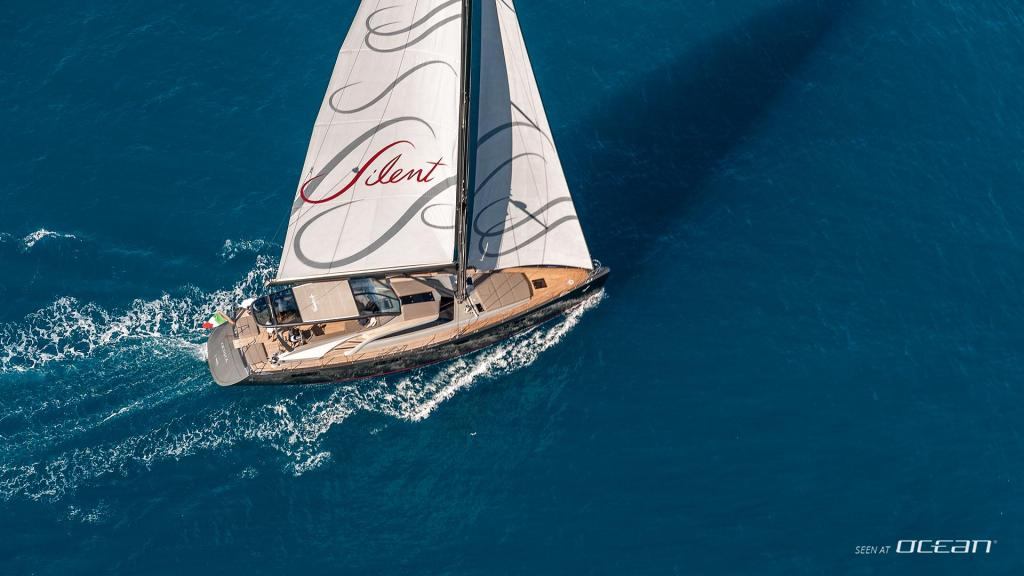 Admiral Silent 76 GIGRECA for sale | luxury sailing yacht
