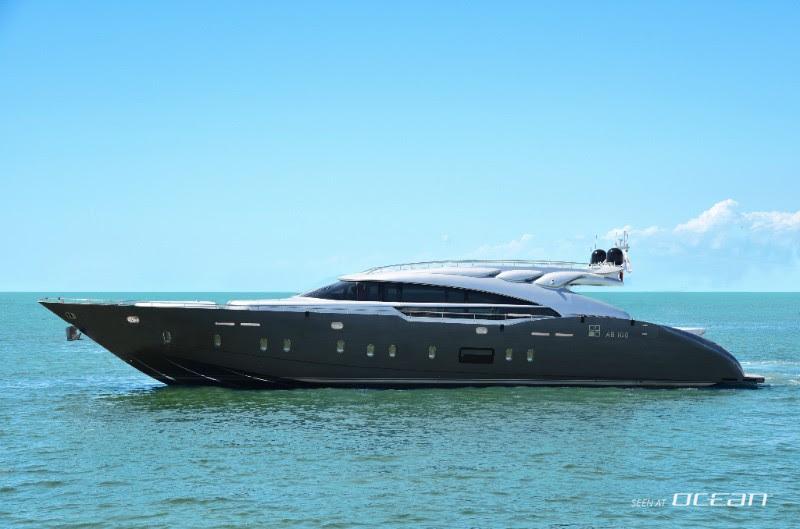 New Ab 100 Luxury Motor Yacht Launced