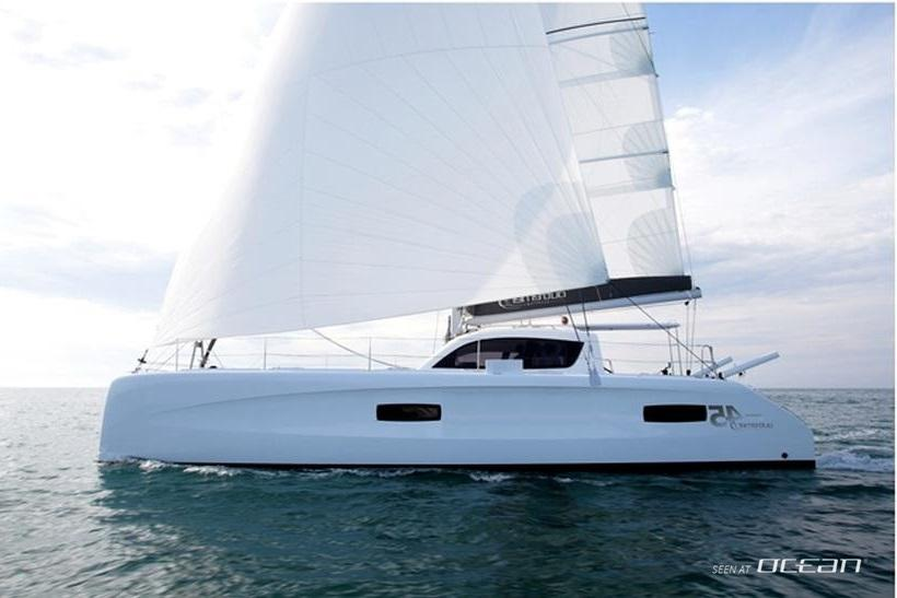 Charter Outremer Catamaran | OUTREMER 45 (new 2016 model)