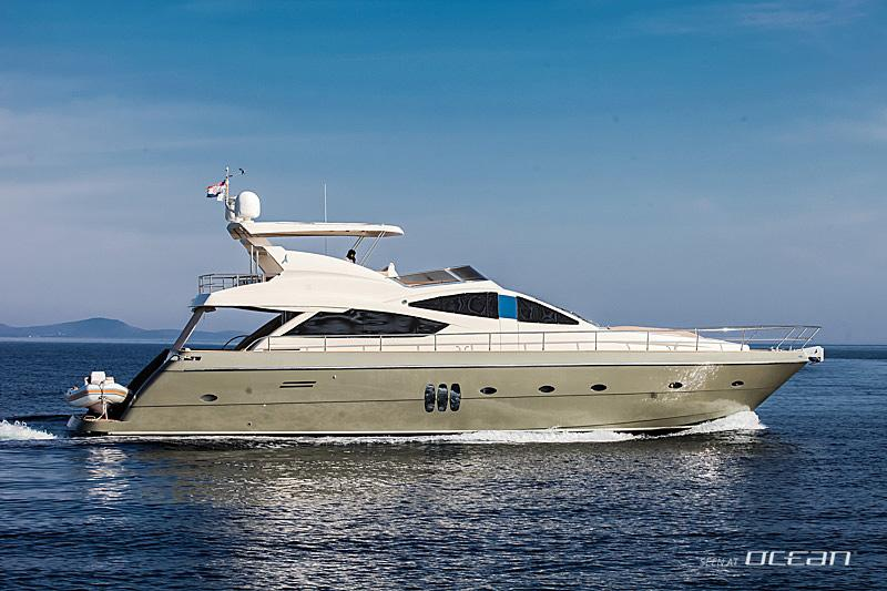 Book abacus 70 yacht for summer holidays for Motor yacht charter croatia
