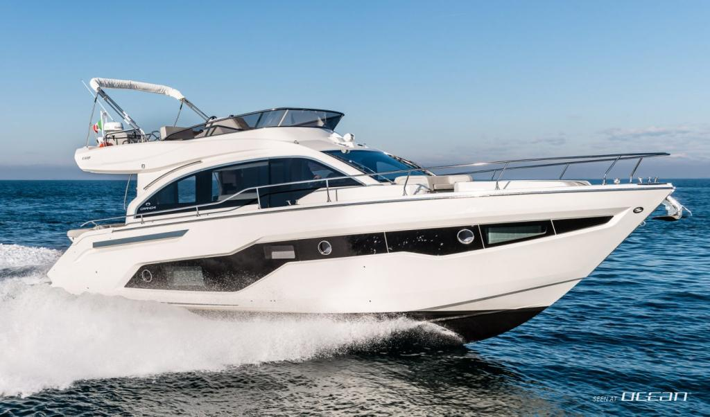 Cranchi E52 F Motor Yacht