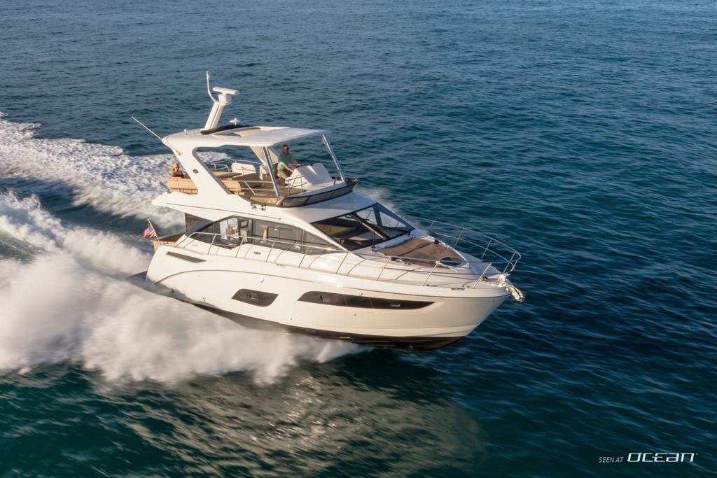 Sea Ray Sundancer 460 And Fly 460 Motor Yacht Videos