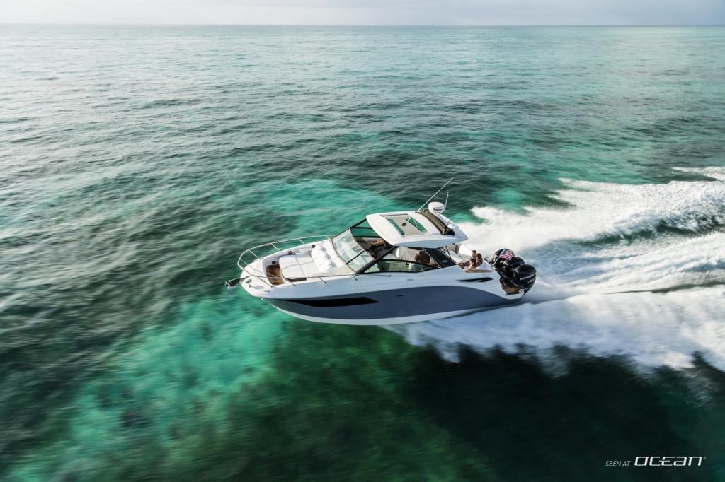 Sea Ray Sundancer 320 OB motor yacht   videos