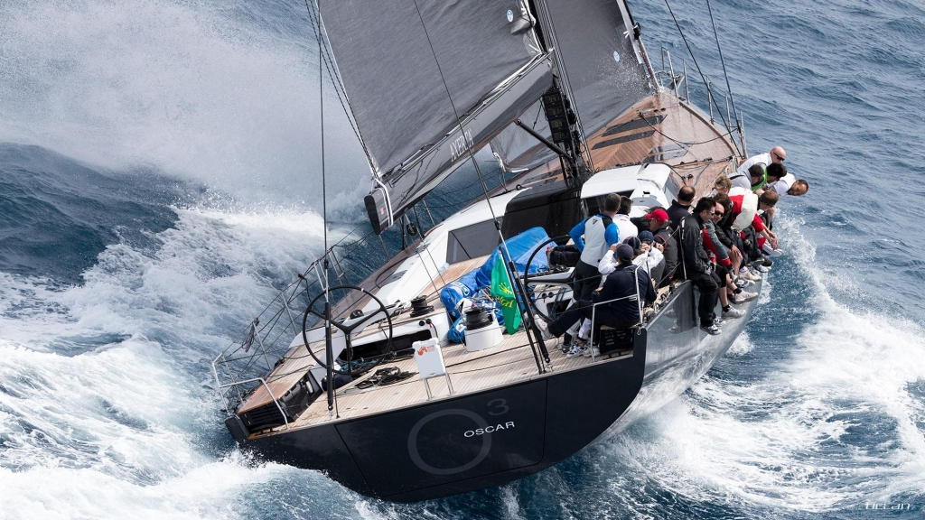 OSCAR3 Mylius 65 luxury performance sailing yacht | video review