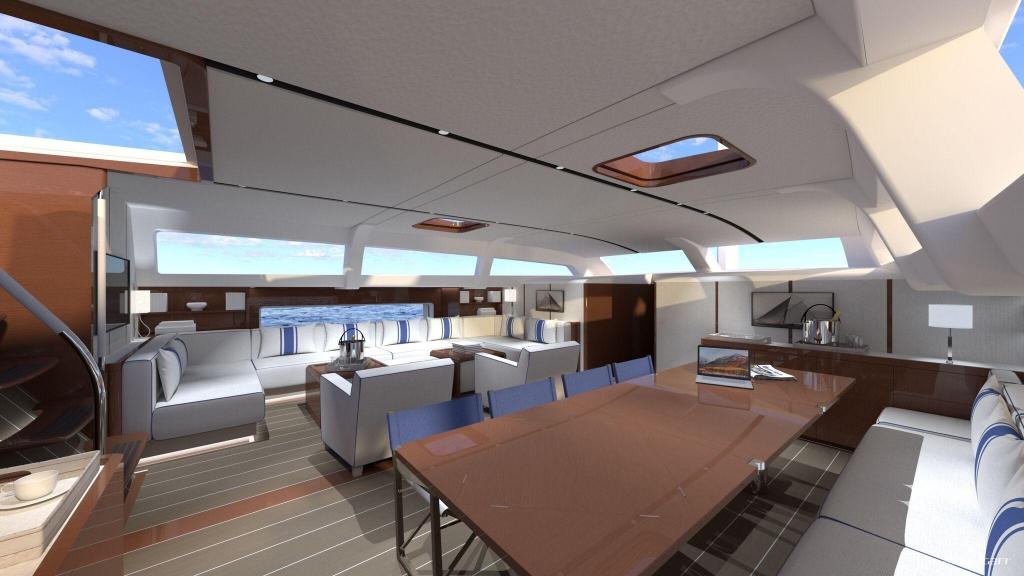 Nautor's Swan 120 sailing yacht | MaxiSwan flagship